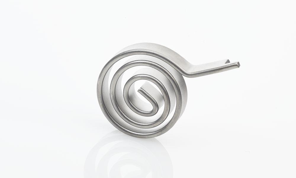 Flachspiralfeder