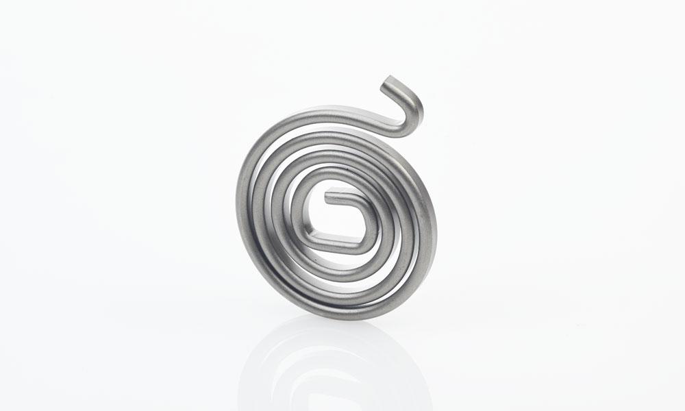Flachspiralfedern